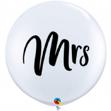 3ft Giant Balloons -  MRS Latex Balloon 1pc